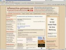 Das Webverzeichniss für die Kaffeeprofi´s