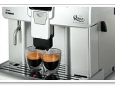 Die neue Royal von Saeco, One-Touch Cappuccino ….
