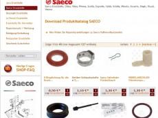 Saeco-Ersatzteile beim www.kaffeemaschinendoctor.de