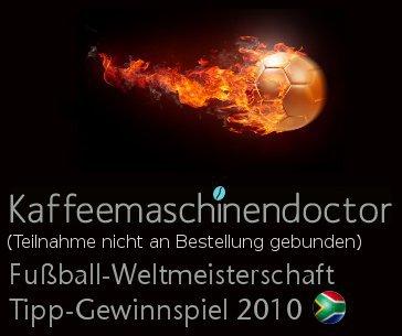 Tippspiel zur WM 2010 Tolle Preise