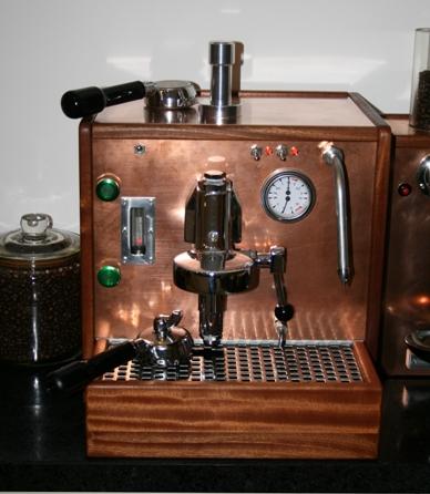 Eigenbauprojekt Espressomaschine Kaffeeblog Jura