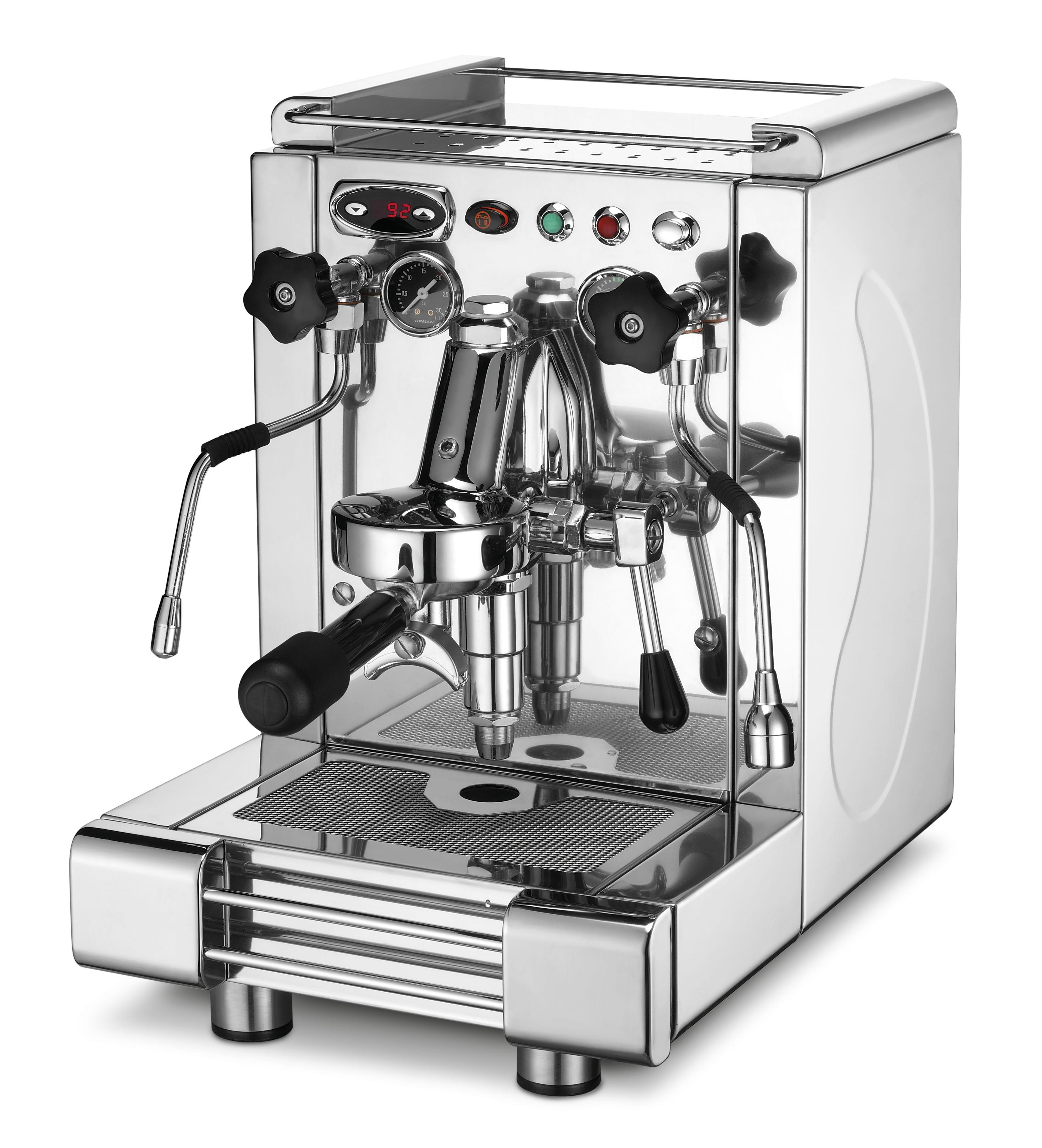 CBC Royal Espressomaschinen Neue Modelle…. | Kaffeeblog, Jura ... | {Espressomaschinen 7}